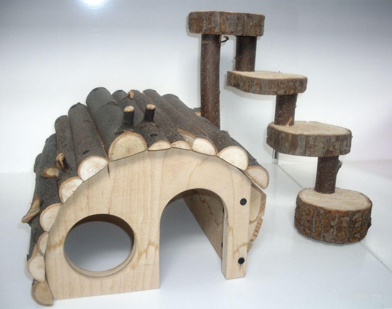 картошечкой домики для шиншиллы картинки мишки