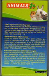 Animals Kostka Wapienno-Mineralna