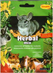 Daphnia Herbal Mix