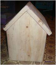 Чертеж домика для шиншиллы