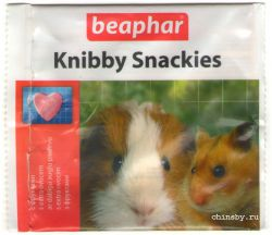 Витамины Beaphar Knibby Snackies