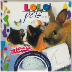 LoloPets - мел для грызунов натуральный
