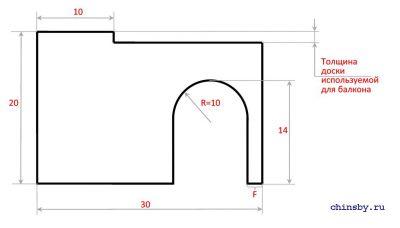Размер домика для шиншиллы