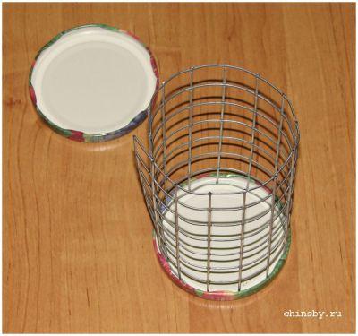 Как сделать сенницу для шиншиллы?